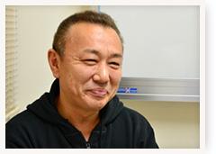 梅沢さんインタビュー画像